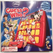 Disney Guess Who? ~ The Original Guessing Game by Hasbro