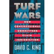 Turf Wars by David C. King