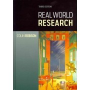 Real World Research by Colin Robson