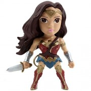 Jada - Figurine Batman Vs Superman - Wonder Woman Movie Version 10Cm