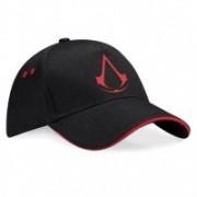 Assassins Creed Basecap Crest - Nero