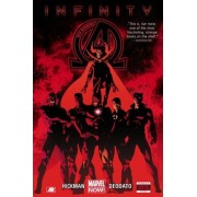 New Avengers Vol. 2: Infinity Premiere by Jonathan Hickman