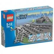 Lego City Macaz De Cale Ferata - 7895