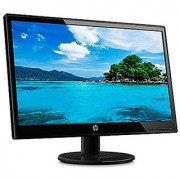 HP 21KD 20.7-inch LED Backlit Monitor (Black)