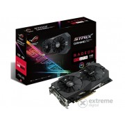 Placa video Asus AMD Strix RX 470 4GB GDDR5 Gaming - STRIX-RX470-4G-GAMING