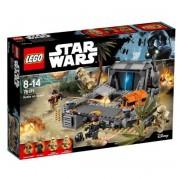 Конструктор LEGO Звездные войны Битва на Скарифе?