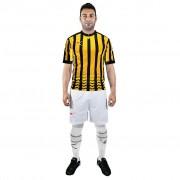 Legea - Completo Calcio Kit Salonicco Gold