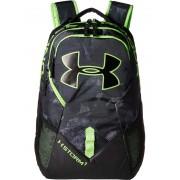 Under Armour UA Big Logo IV Backpack Black/Graphite/Hyper Green