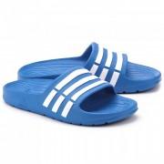 Adidas Duramo Slippers Slide Blauw Junior - 35