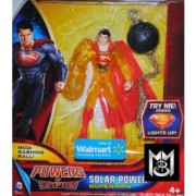 Superman Man of Steel Powers of Krypton Solar Power Superman Exclusive