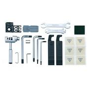 Topeak, Cassetta degli attrezzi per manutenzione bicicletta Survival Gear Box