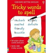 Tricky Words to Spell by Sam Taplin