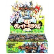 Duel Masters TCG Episode 2 Expansion Pack Vol.4 Great Miracle BOX [DMR-08] (anime/manga TCG Duel Masters) (japan import)