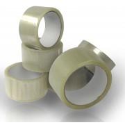 Ragasztószalag Acryl, Transzparens/Átlátszó 48mm x 50 méter, 36 tekercs/doboz