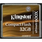 Card de Memorie Kingston Compact Flash Ultimate 600x 32GB