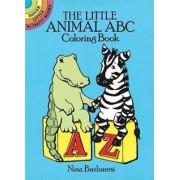 The Little Animal A.B.C. by Nina Barbaresi