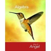 Algebra for College Students by Allen R. Angel