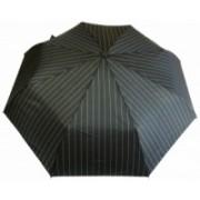 Deštník unisex vystřelovací / sestřelovací černý 9144-1 9144-1