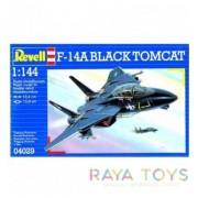 Revell - Самолет F-14 Black Tomcat - модел за сглобяване