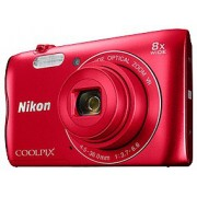Nikon Coolpix A300 (roșu)