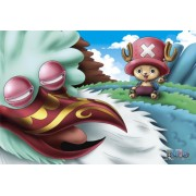 [300 pieces] One Piece Chopper and Bird jigsaw puzzle [JAPAN] (japan import)