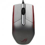 Геймърска мишка ASUS ROG Sica, Оптична, Жична, USB, Черна, ASUS-MOUSE-ROG-SICA
