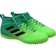 Adidas ACE 17.3 PRIMEMESH TF Football Shoes(Green, Black)