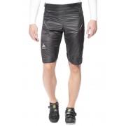 Odlo Loftone Primaloft Pantaloni da corsa Uomini grigio Pantaloncini da corsa