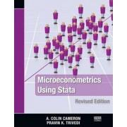 Microeconometrics Using Stata by A. Colin Cameron