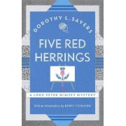 Five Red Herrings by Dorothy L. Sayers