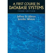 A First Course in Database Systems by Jeffrey D. Ullman