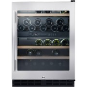 Fisher & Paykel Fisher & Paykel RS60RDWX1 Slide-In Wine Cooler - Stainless Steel