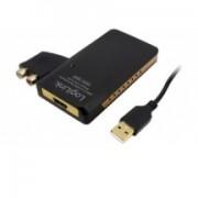 LogiLink adaptateur vidéo/audio HDMI - USB 2.0, fiche USB-A-