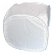 Namiot bezcieniowy sześcian 150cm + 4 tła