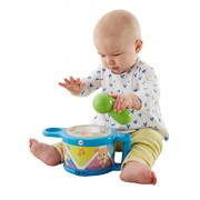 Fisher-Price Laugh Learn Tap Teach Drum