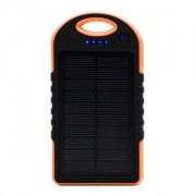 Solar Panel Charger - Orange