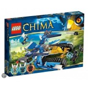 Lego 70013 legends of Chima Equila's Ultra Striker