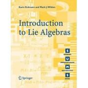 Introduction to Lie Algebras by Karin Erdmann