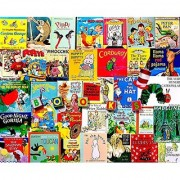 White Mountain Puzzles Classic Picture Books - 300 Piece Jigsaw Puzzle