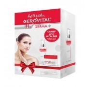 Casetă GH3 Derma+ cremă activ hidratantă 24H cu apă micelară cadou