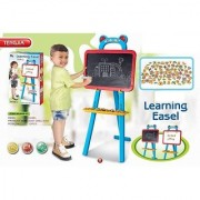 3 In 1 Creative Drawing Magnetic Board Easel TWO SIDED