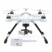 Walkera SCOUT X4 12CH Hexacopter + ILOOK+ Camera + G-3D Follow Me Mode Real Time Telemetry Monitor