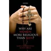Why are Women More Religious Than Men? by Marta Trzebiatowska