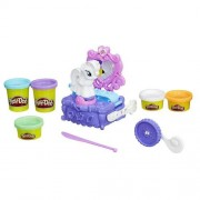 Set Plastilina Play-Doh My Little Pony Rarity Style and Spin