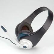 ROLINE 15.08.1304 :: G-SOUND стерео слушалки с микрофон