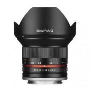 Samyang 12mm f/2.0 NCS CS - montura Micro Four Thirds (MFT)