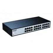 Switch-D-Link-DES-1100-24