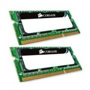 Memorie Corsair SO-DIMM ValueSelect 8GB (2x4GB) DDR3, 1066MHz, CL 7-7-7-20, Dual Channel Kit, CM3X8GSDKIT1066