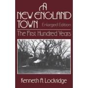 A New England Town by Kenneth A. Lockridge