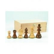 Weible Spiele Pièces d'échecs en bois - 76 mm